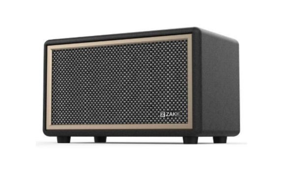 Zakk Woodstock Wireless Bluetooth Speaker Launched For Rs 4,999