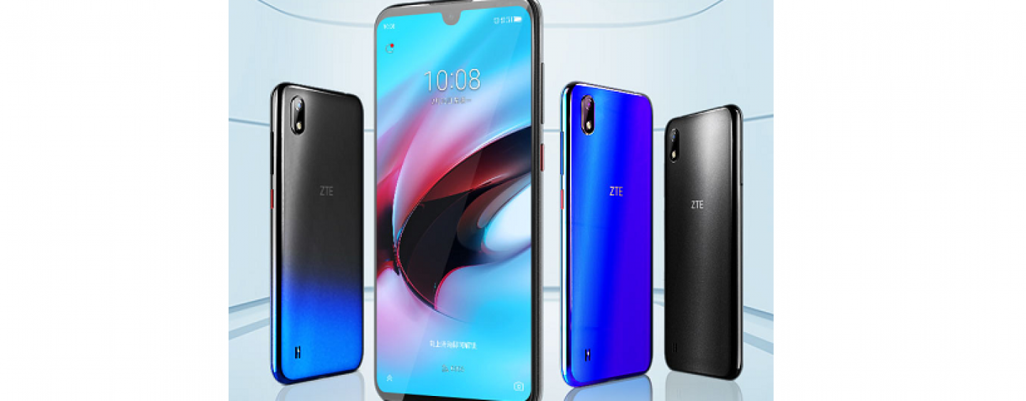 ZTE Blade A7 With Dewdrop Notch and Helio P60 Processor Launched in China