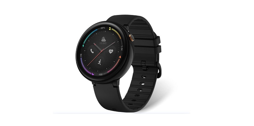 Amazfit Verge 2 With Real-time ECG, Snapdragon Wear 2500 And 4G VoLTE Launched
