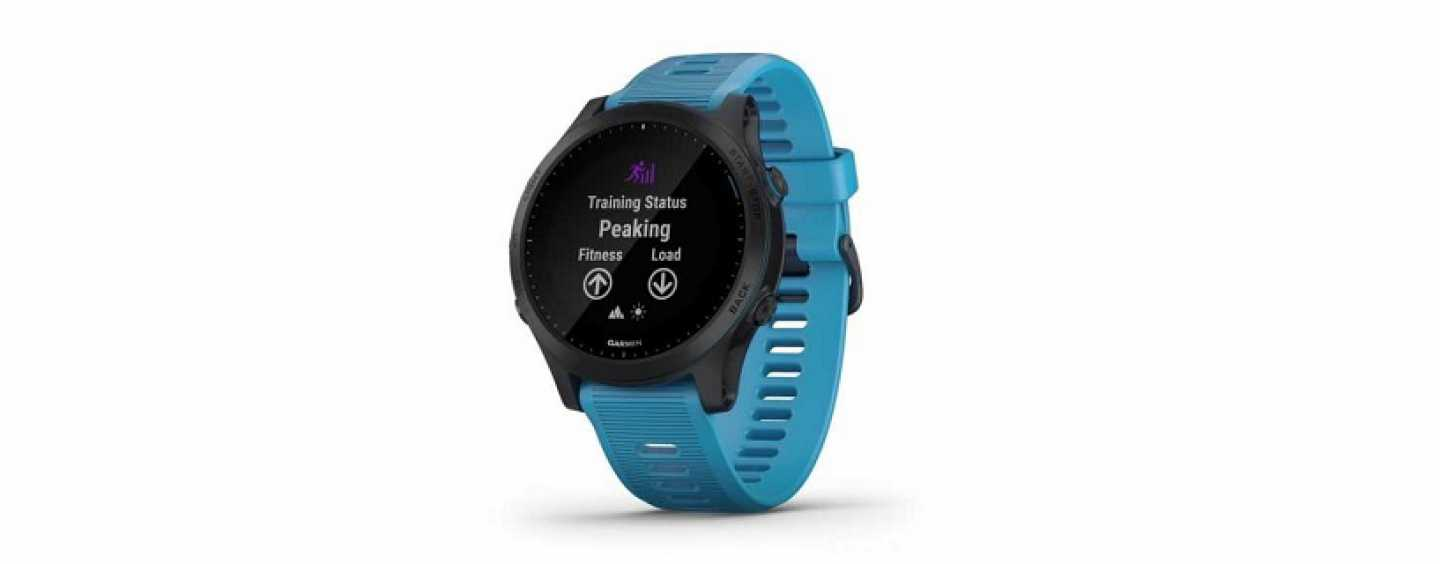 Garmin Forerunner 945 GPS-Enabled Smartwatch Launched In India At Rs. 59,990