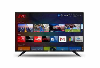 JVC Launches Six New LED TVs In India, Prices Start At Rs 7,499