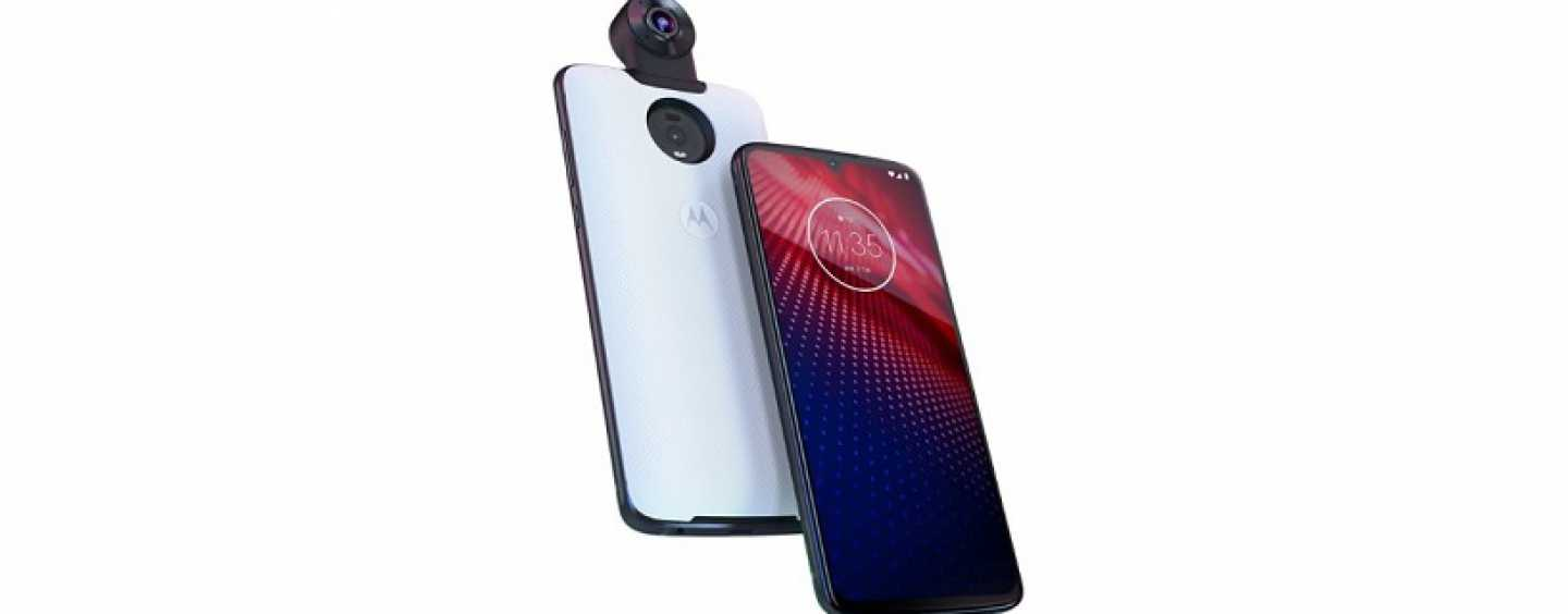 Moto Z4 with 48-Megapixel Camera and Snapdragon 675 SoC Goes Official: Expected to Launch in India Soon