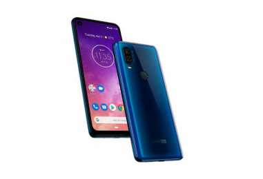 Motorola One Vision 48MP Camera Debuts in India at Rs. 19,999