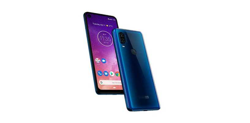 Motorola One Vision 48MP Camera Debuts in India at Rs. 19,999
