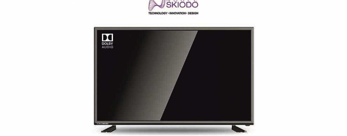 Noble Skiodo NB40MAC01 40-inch Full HD Smart TV Launched In India At Rs 16,999