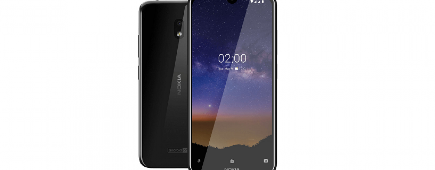 Nokia 2.2 Android One Smartphone with Face Unlock Support Launched: Check Price and Specs