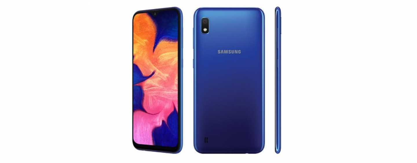 Samsung Galaxy A10e with Infinity V-display Launched Goes Official