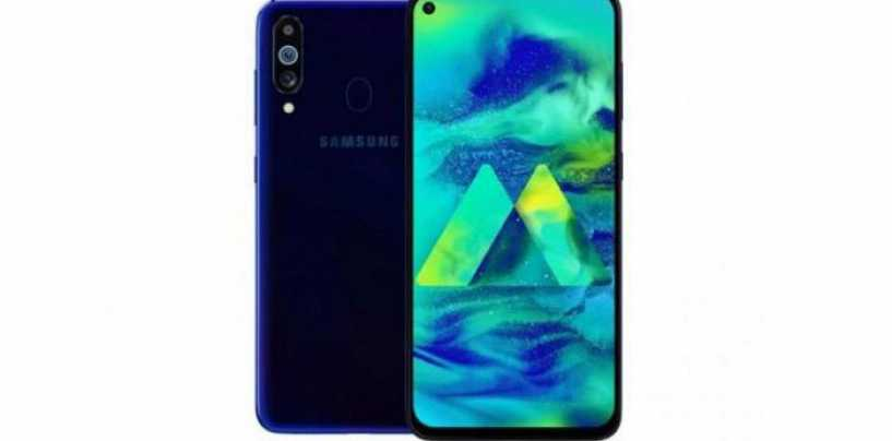 Samsung Galaxy M40 with Infinity-O Display, Snapdragon 675 and 6GB RAM Launched in India