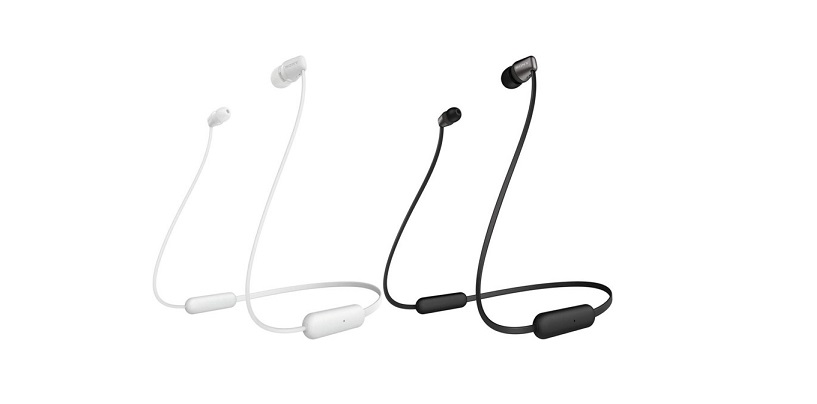 Sony Launches WI C310, WI C200 Wireless In-Ear Headphones In India At Rs 2,490