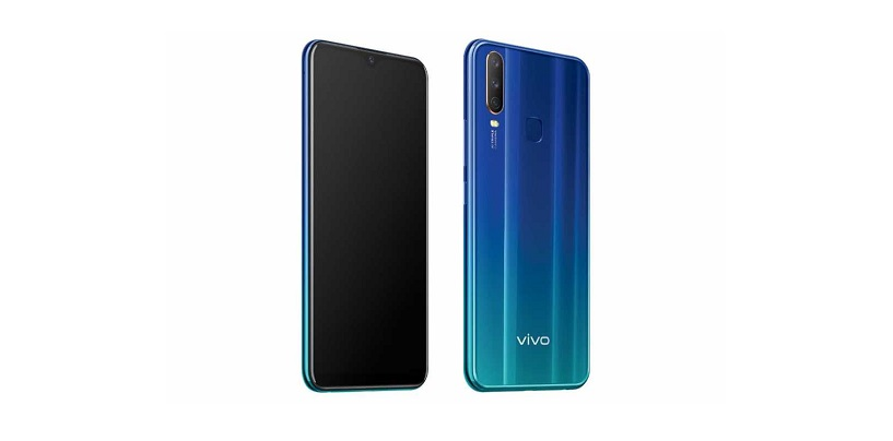 Vivo Y12 with 5000mAh Capacity Battery and Triple Rear Camera Set up Goes on Sale in India