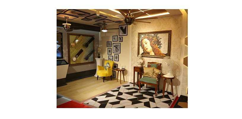Havells And Lloyd Gallery: The First Of Its Kind In The Industry
