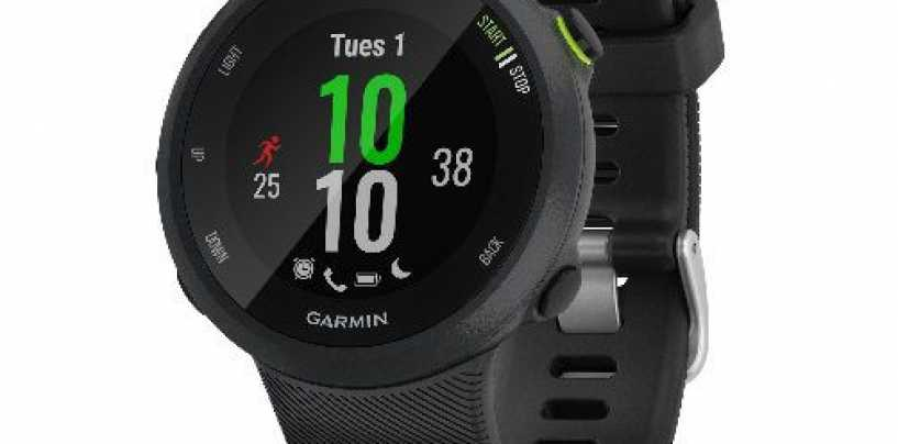 Garmin Forerunner 45 Smartwatch Launched in India At Rs. 19,990