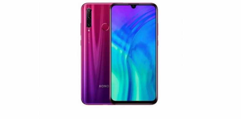 Honor 20i Phantom Red Limited Edition Announced In India At Rs. 14,999