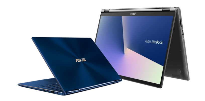 ASUS ZenBook 14, 15 and Flip 13 Launched In India With Nanoedge Displays