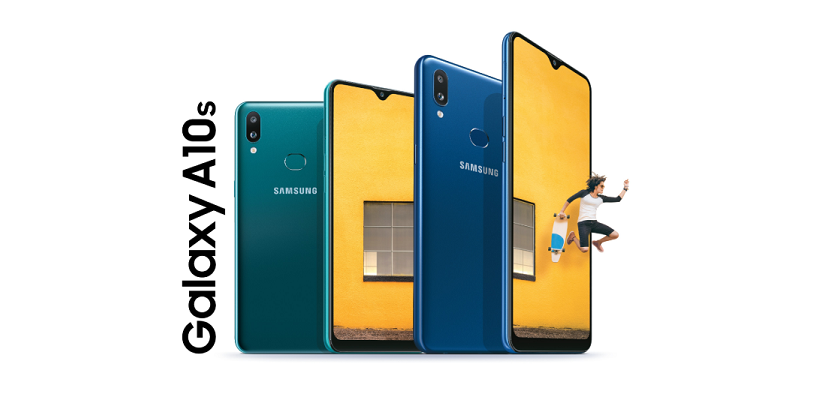 Samsung Galaxy A10s 3GB RAM Variant To Go On Sale In India