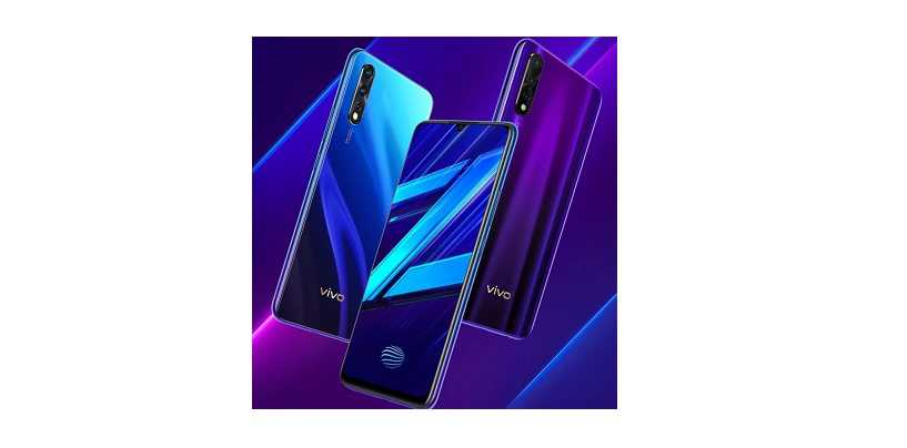 Vivo Z1x With 48-Megapixel Triple Rear Camera Setup, Snapdragon 712 SoC Launched in India At Rs. 16,990