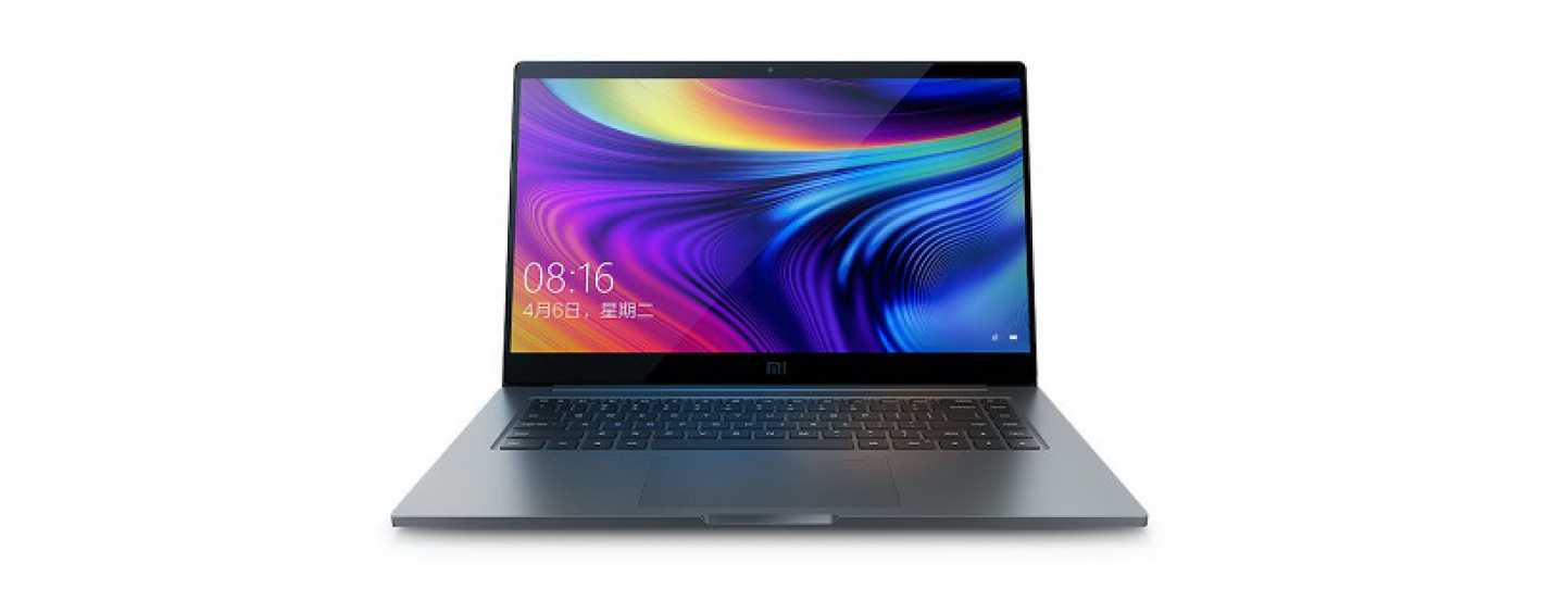Xiaomi Launched Mi Notebook Pro 15 with 10th gen Intel processors