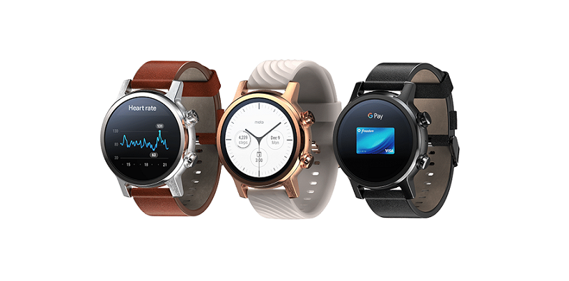 Moto 360 launched with Wear OS and Snapdragon 3100
