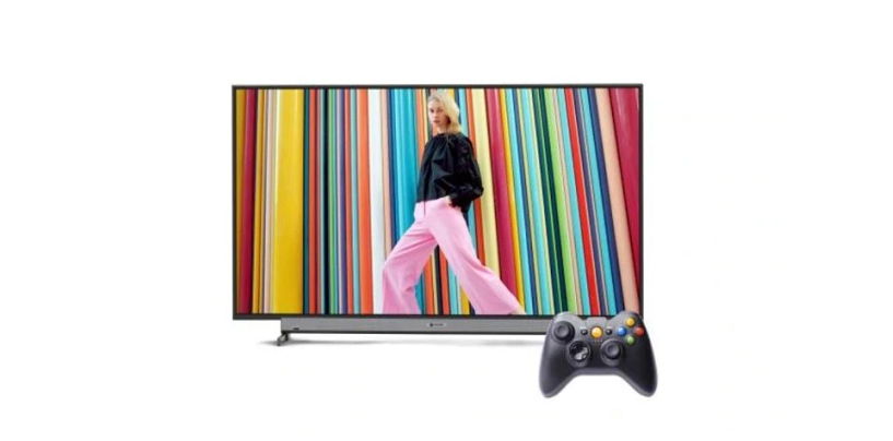 Motorola Launches 4K Smart Android Television