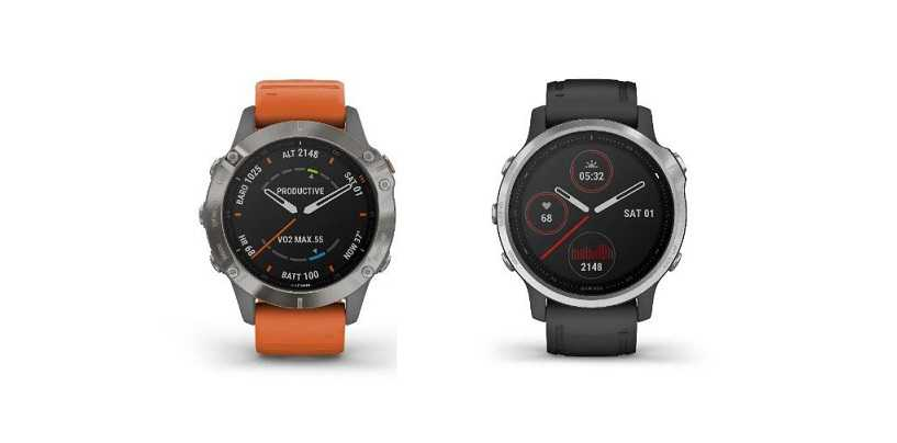 Garmin Fenix 6 Multi-Sport Smartwatches Launched In India