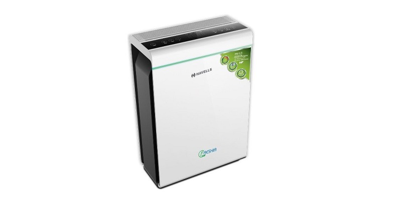 Havell's Launches Freshia Air Purifiers With 9 Stage Filtration At Rs. 14,490