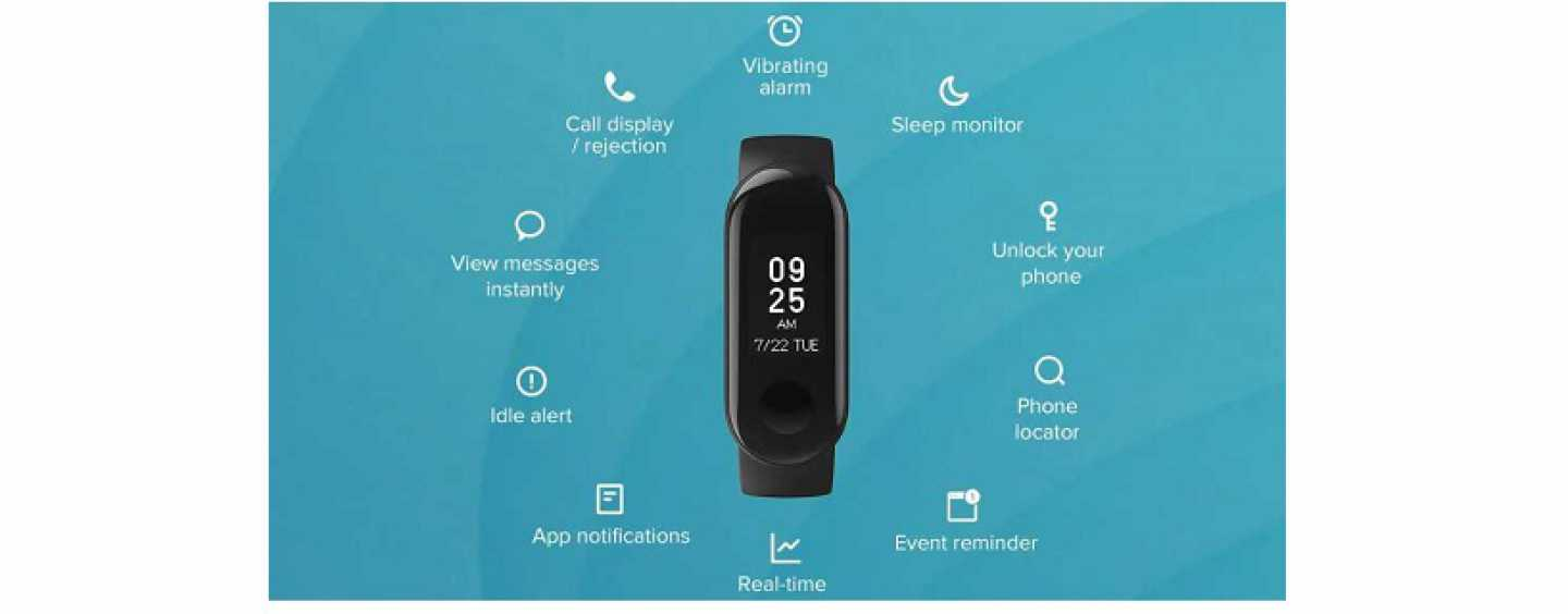 Mi Smart Band 3i Launched in India Priced at Rs. 1,299