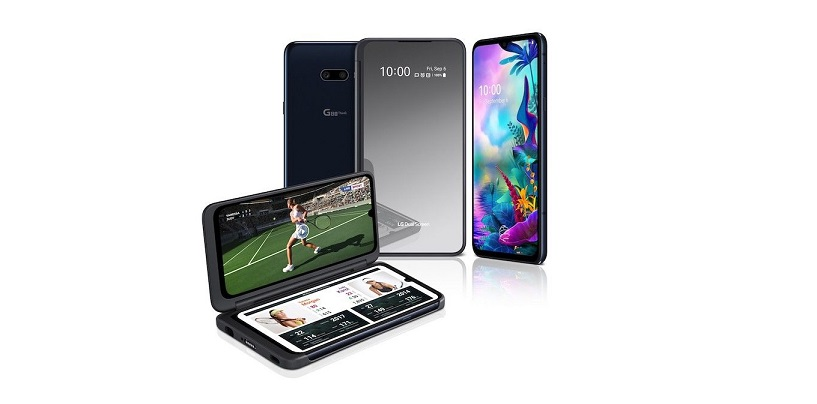 LG Launches G8x ThinQ Secondary Display and Snapdragon 855 SoC in India