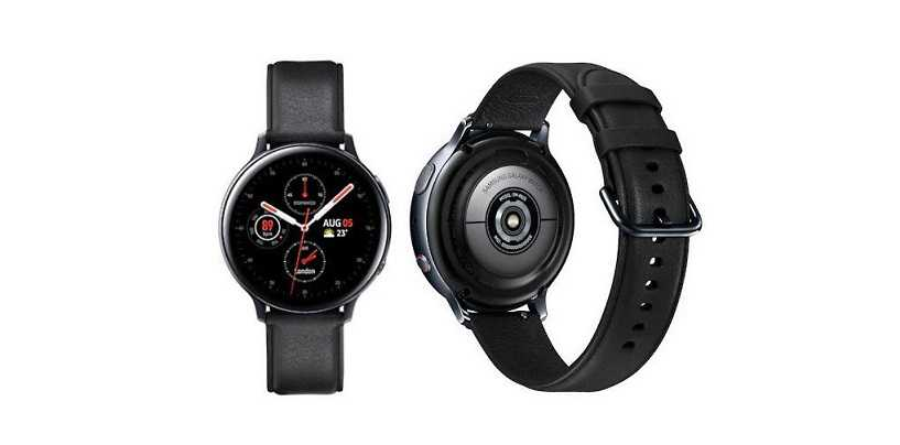 Samsung Launched the New Galaxy Active 2 LTE Watch at ₹ 35,990 in India