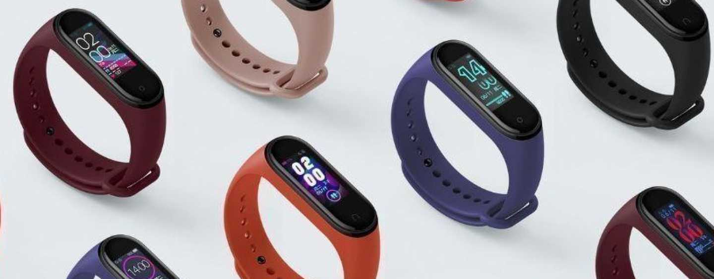 Xiaomi's Fitness Tracker MI Band 5 Leaked, Features A Larger Display And NFC Support