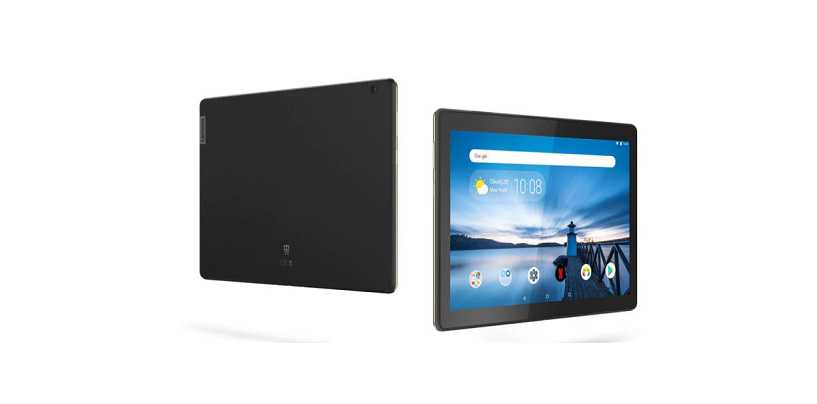 Lenovo Launches Tab M10 REL With Dual Speakers And 10.1-Inch Display At Rs 13,990