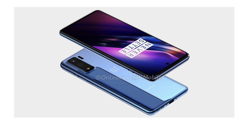 OnePlus 8 Images Show A Triple Camera On The Rear And A Wide Notch