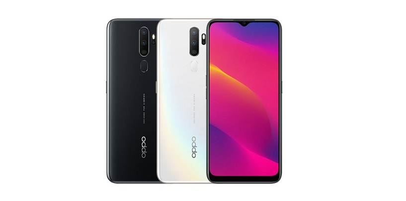 Oppo A5 2020 6 GB RAM Model Launched in India at ₹ 14,999