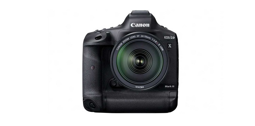 Canon's Flagship EOS-1D X Mark III Launched In India