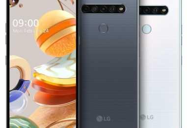 LG Announced Quad-Camera Smartphones K41S, K51S, K61 With Military-Grade Durability
