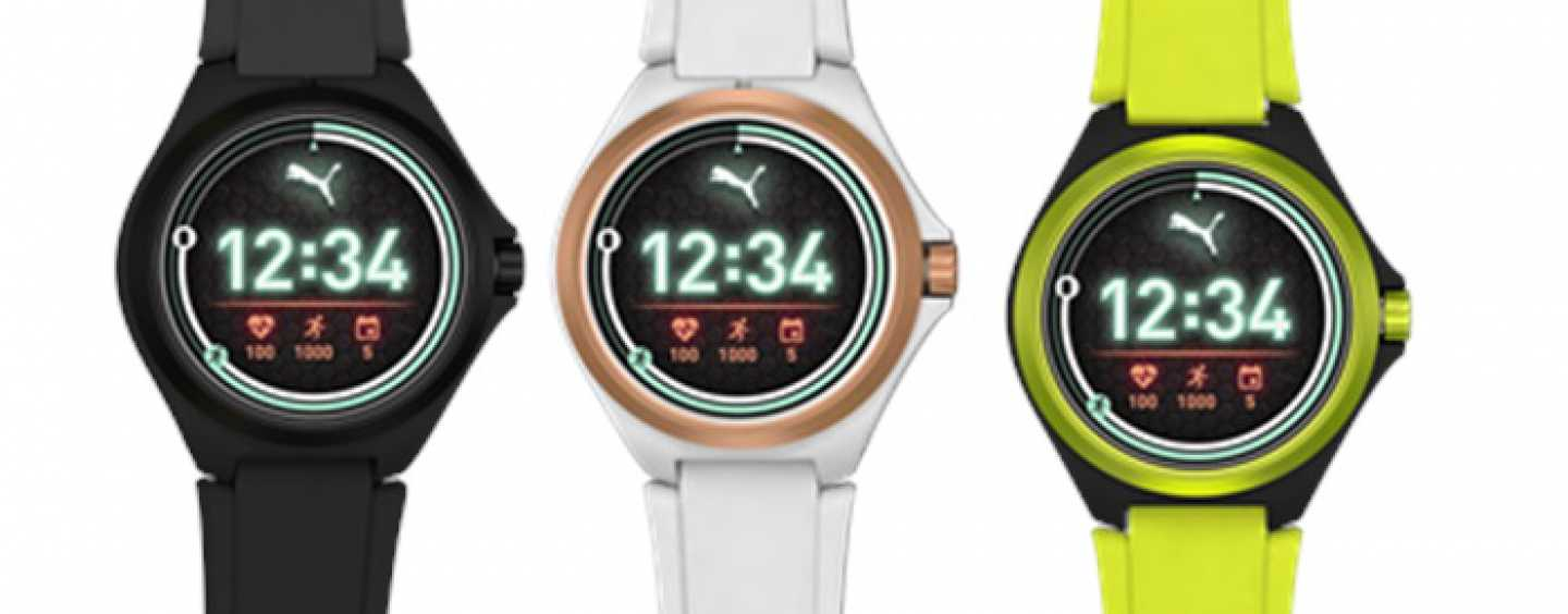 PUMA Sports Watch Launched In India, With AMOLED Display And GPS, Priced at Rs. 19,995
