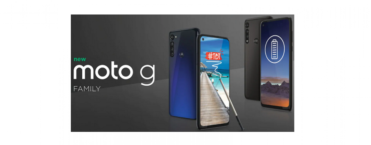 Moto Launches G Stylus And G Power With Punch Display And Snapdragon 665