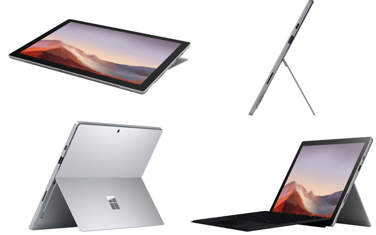 Microsoft Surface Pro 7 Is Now Available In India, Starts At ₹70,990