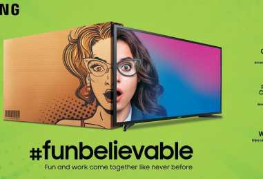 Samsung's New TV Range Funbelievable Launched In India Starts At ₹12,990 And Comes With PC Mode