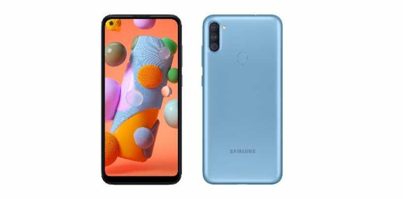 Samsung Galaxy A11 With 4000 mAh Battery And Triple-Camera Announced