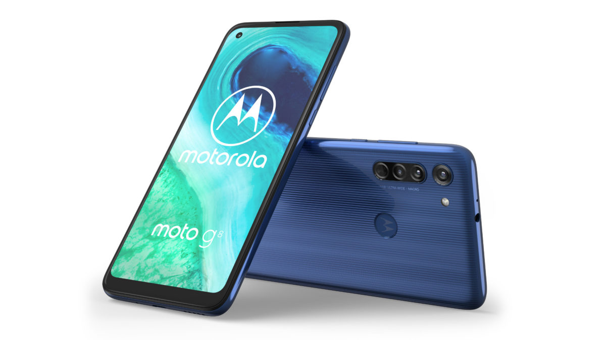 Moto G8 With Snapdragon 665 And Punch Hole Display Announced
