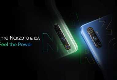 Realme Will Launch Narzo 10, Narzo 10A On March 26 In India
