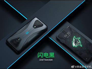Black Shark 3 With 90Hz Display And Snapdragon 865 Has Been Made Official