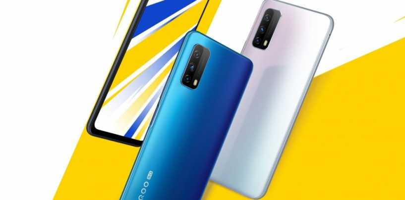 iQOO Z1x With 48MP Triple Camera And Snapdragon 765 SoC Launched