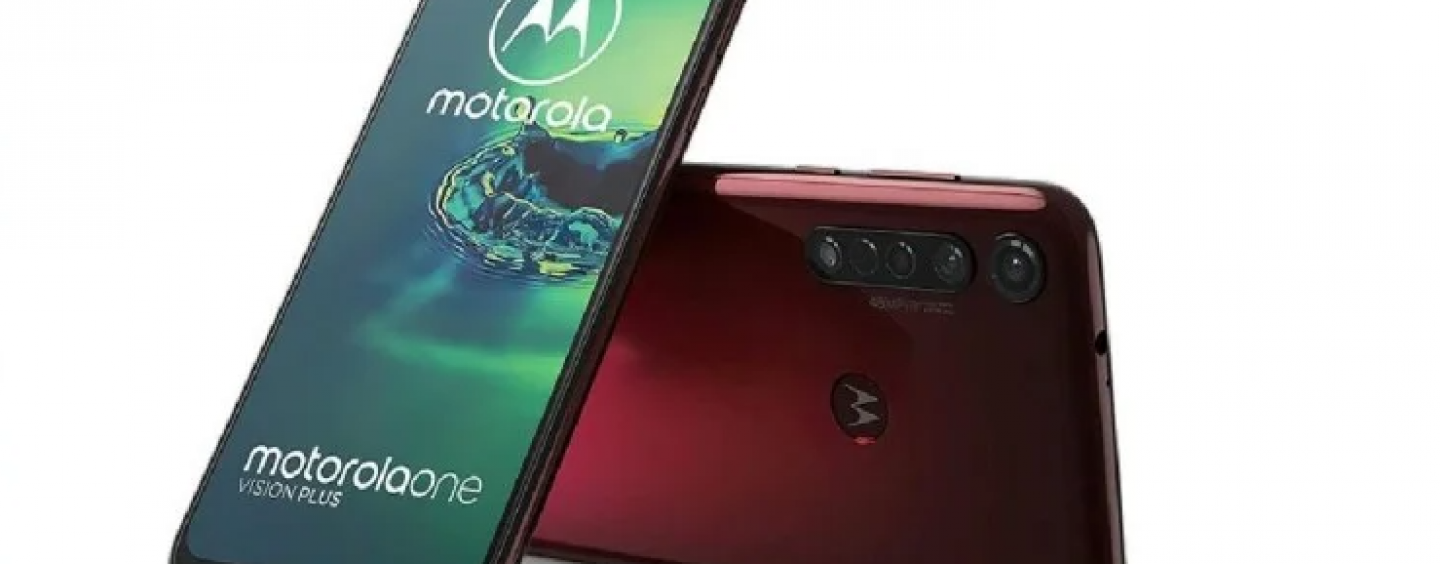 Motorola Launches One Vision Plus With Snapdragon 665 And 4,000 mAh Battery