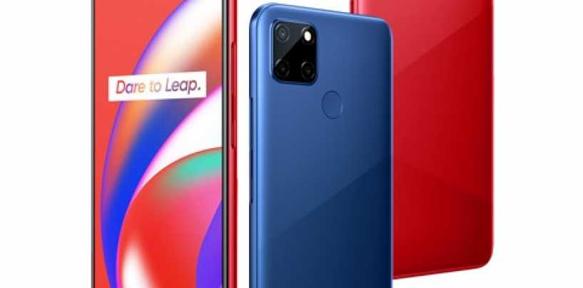 Realme Will Launch Its C- Series Smartphones, C12 & C15, on August 18