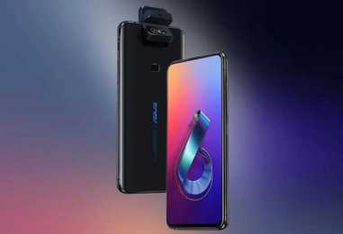 Asus Launched ZenFone 7 & 7 Pro With AMOLED Display And Flip Camera Module In Taiwan