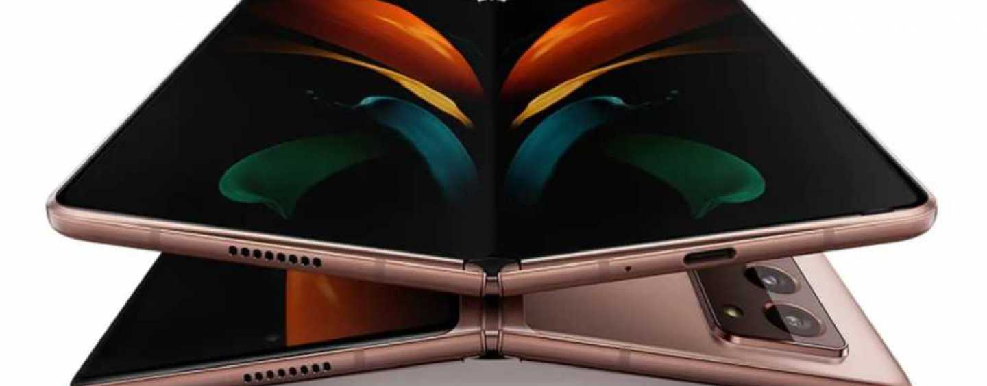 Samsung Opened Pre-Registration for Galaxy Z Fold 2 In India