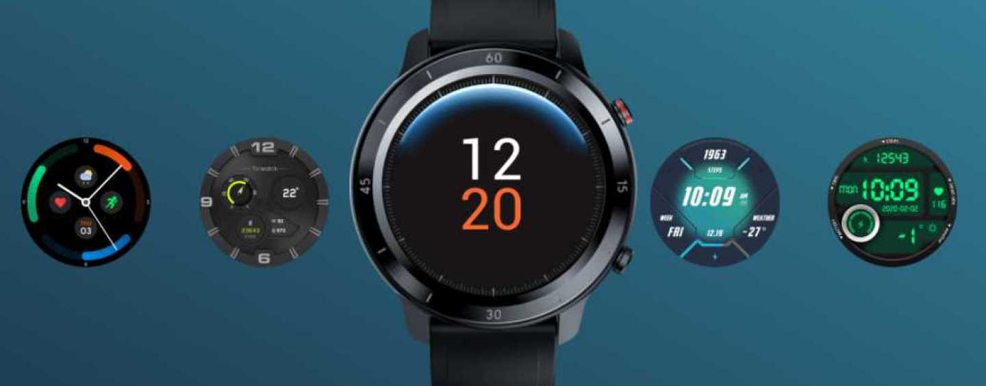 Mobvoi Launched TicWatch GTX Smartwatch With A Heart-Rate Sensor