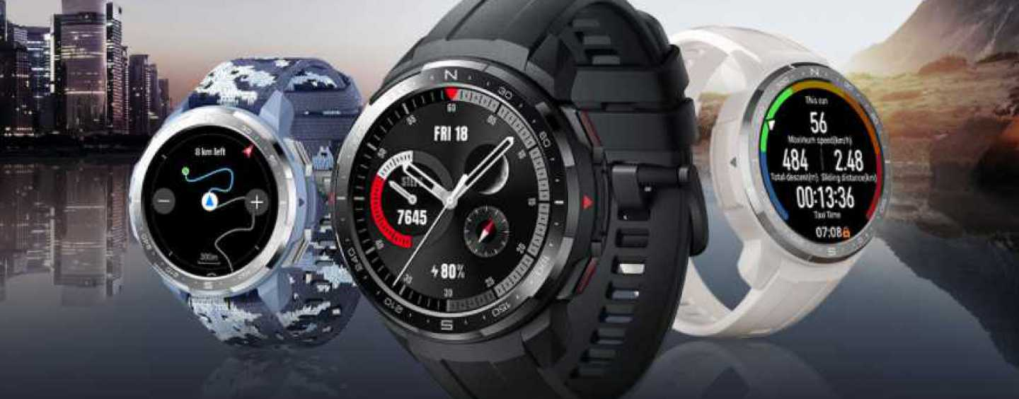 Honor Launched Honor GS Pro And Honor ES Smartwatches In At IFA '20