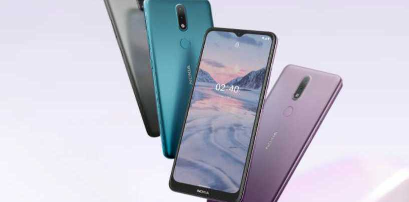 HMD Global Launched Nokia 2.4 & Nokia 3.4 In The Budget Category With Triple Camera Setup